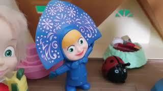 Sihirli Masha Sihir Yapıyor Maşa Kardeşler Eğlenceli Video