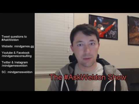Genetics In esports, when to push limits, and gaining confidence 🎮 AskWeldon 78