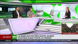 Gilets jaunes :  «Macron, Castaner et Griveaux jouent aux pompiers pyromanes»