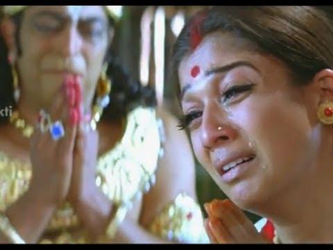 Sri Rama Rajyam Movie Scenes HD - Balakrishna reunites with his wife and sons - Ilayaraja