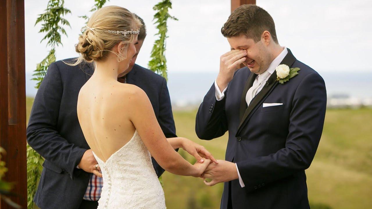 Wedding Ceremony Vow.Amazing Wedding Vows Courtney Rob