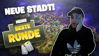 Meine BESTE Runde in der NEUEN STADT! 🔥 | Fortnite Battle Royale (DEUTSCH)