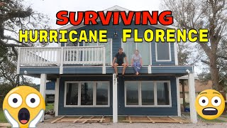 Surviving Hurricane Florence 2018 - Documentary
