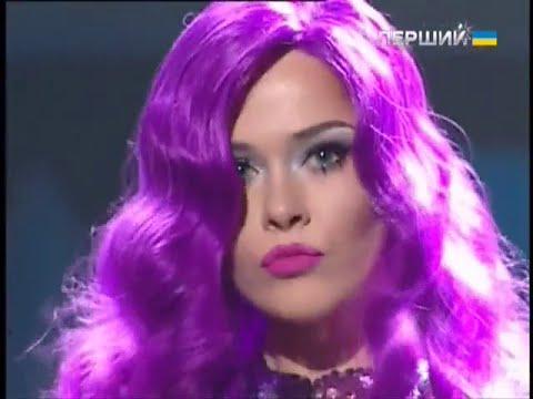 The Hardkiss - Make Up ( Первый национальный Украина 31/12/2014)
