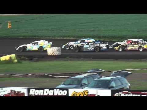 IMCA Sport Mod feature Benton County Speedway 7/22/18