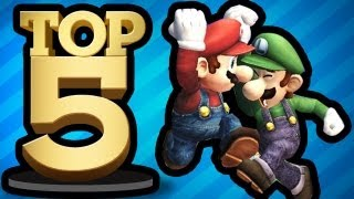 NINTENDO GAMES THAT RUINED FRIENDSHIPS (Top 5 Friday)