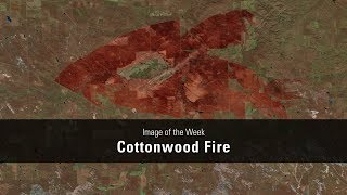 Cottonwood Fire, 2016