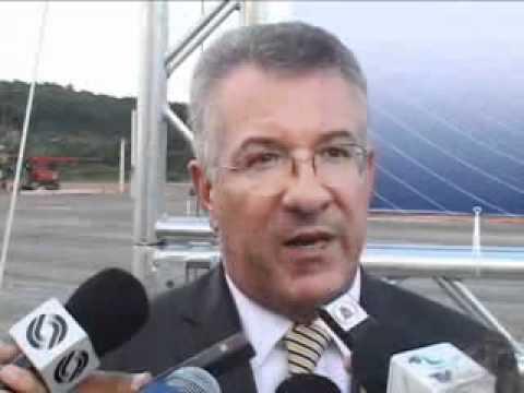 SBT News: Nova fase das obras da fábrica da GM em Joinville (25/04/2011)
