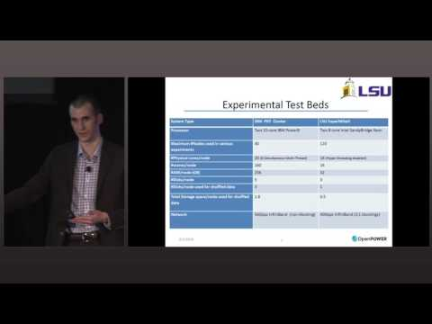 OpenPOWER Summit 2016 - IBM POWER8 HPC System Accelerates Genomics Analysis with SMT8 Multithreading