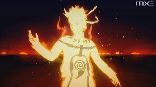 Naruto: Ultimate Ninja Storm 3: Full Burst - Nine Tails Boss Battle (Best Version) HD