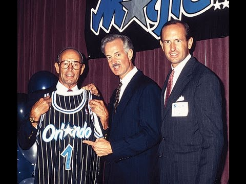 History Of The Orlando Magic Part 1: Expansion (1989-90 to 1991-92)