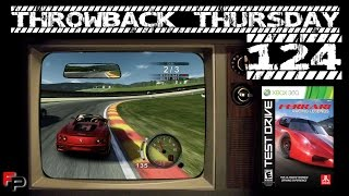 Test Drive: Ferrari Racing Legends (2012) | Throwback Thursday Ep. 124