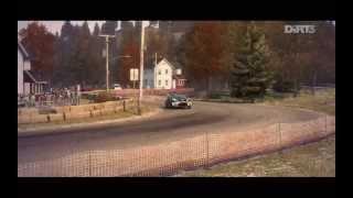 DiRT 3 - PC Gameplay HD - GeForce GTX 770 - [Logitech Driving Force GT] - Michigan - Mountain Drive