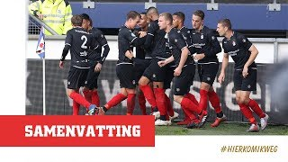 SAMENVATTING | SC Heerenveen - FC Emmen