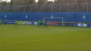 Владислав Ванат сравнивает счет с пенальти в матче с Карпатами U19