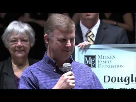 2011 Milken Educator Awards Douglas Hutton Glastonbury, CT