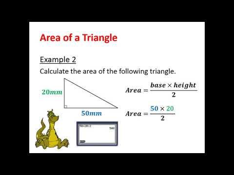 9M17   Area of a Triangle