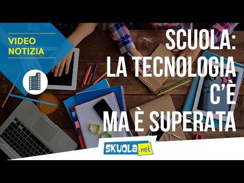 Scuola digitale, la tecnologia c'è ma è superata