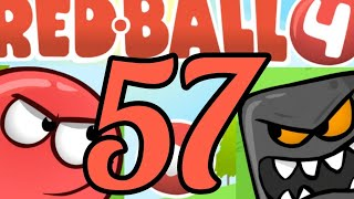 Red Ball 4 Level 57 Battle For The Moon Android Walkthrough Gameplay Solution
