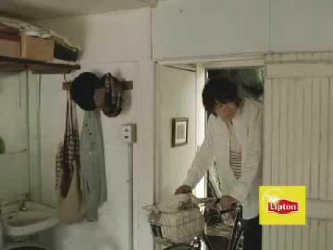 岡田将生 リプトン CM スチル画像。CM動画を再生できます。