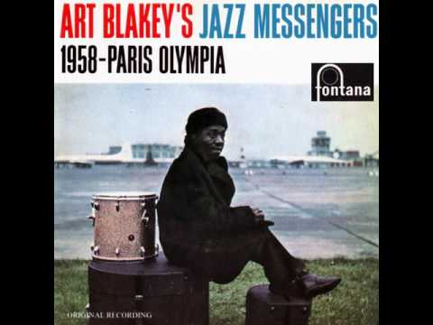 Art Blakey & Lee Morgan - 1958 - Paris Olympia - 07 Whisper Not