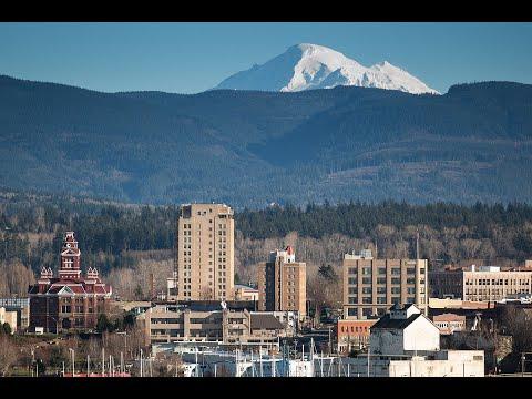 Welcome To Bellingham, Washington!