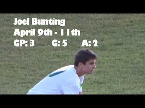 Joel Bunting | Bishop England High School | April 9th - 11th Highlights