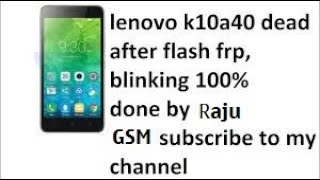 Lenovo K10a40 Da File Video in MP4,HD MP4,FULL HD Mp4 Format