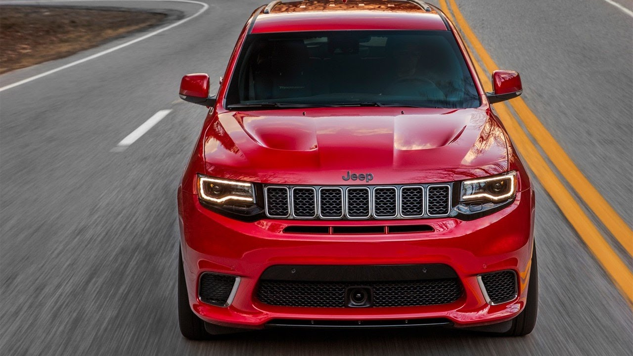 Jeep Grand Cherokee Interior 2017 >> UPDATED ! 2018 jeep grand cherokee interior - YouTube
