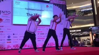 Tidak apa apa di Jakarta /The Three Pelawak Jepang