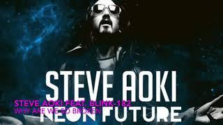 Steve Aoki ( Ft. Blink-182 ) - Why Are We So Broken