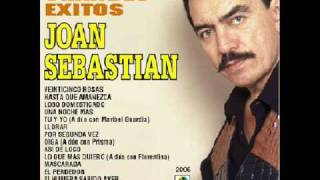 Watch Joan Sebastian El Perdedor video
