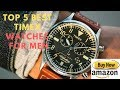 Top 5 Best Timex Watches For Men |Buy now on amazon 2019