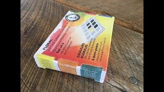Daniel Smith Watercolor Kit Review