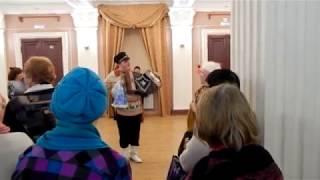 Частушки после концерта ИГРАЙ ГАРМОНЬ 15 03 2018 г  Печора, Коми