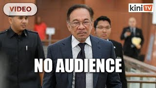 Anwar: Don't listen to lies, no audience with king