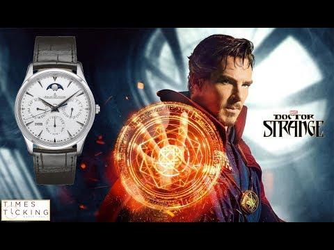 Dr. Strange Marvels At Jaeger-LeCoultre - Wristwatches Of Doctor Strange