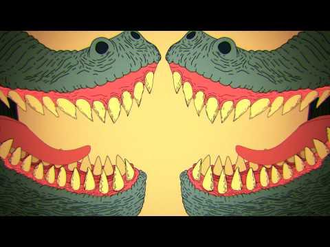 16bit - Dinosaurs (Official Video)