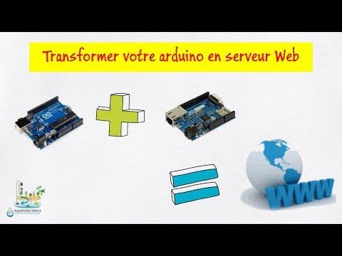 📟 Transformer Votre Arduino En Serveur Web Avec Un Shield Ethernet