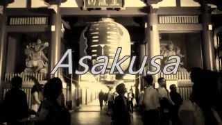 【踊ってみた】Gain가인-Bloom피어나 short cover introducing Asakusa Japan!