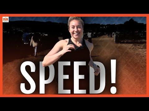 Beginner Running Speed Training Tips