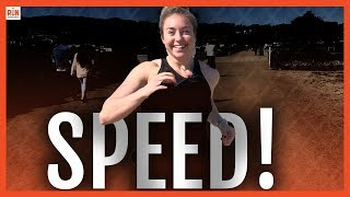 Beginner Running Speed Training Tips