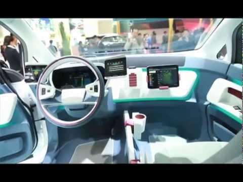 Visteon at Auto Shanghai 2013