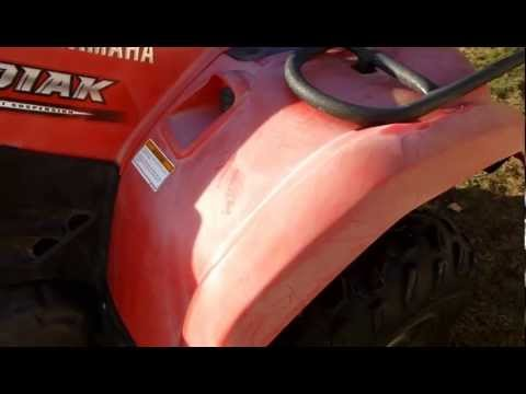 How to Restore Faded or Oxidized ATV Plastic - Fast & Easy