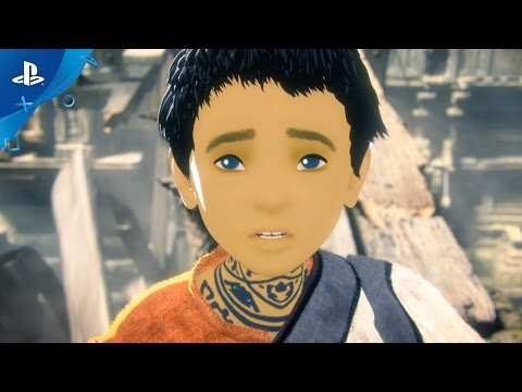 The Last Guardian – CG Cinematic Trailer | PS4
