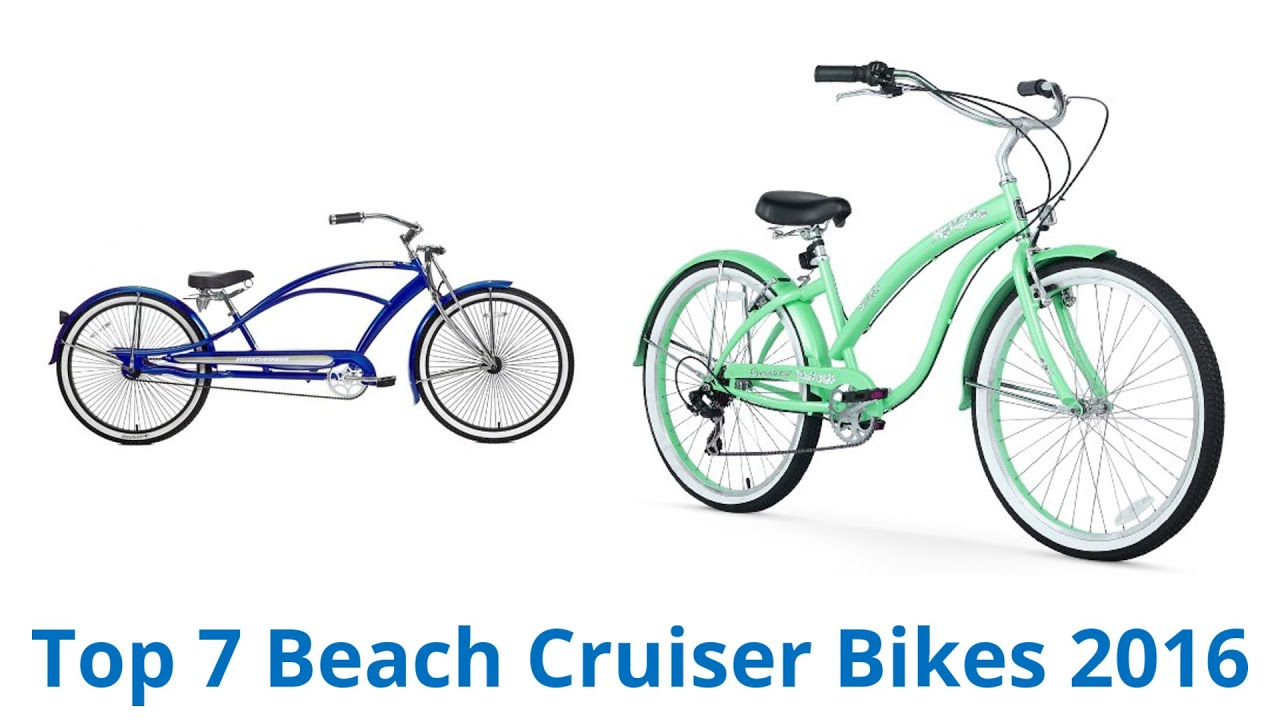 7 Best Beach Cruiser Bikes 2016