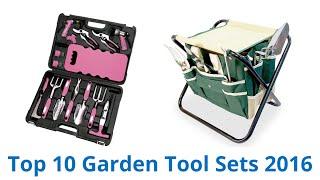 10 Best Garden Tool Sets 2016