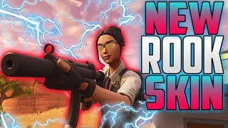 DROPIN PEOPLE OFF IN A WHOLE NEW WAY NEW ROOK SKIN(Fortnite BR S5)