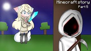 Herobrine x anoood love story Minecraft part 5