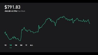 Robinhood Weekly Update | 791.83 (small account for beginners) Path to Passive Income